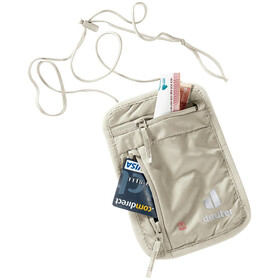 deuter Security Wallet I RFID Block, beige